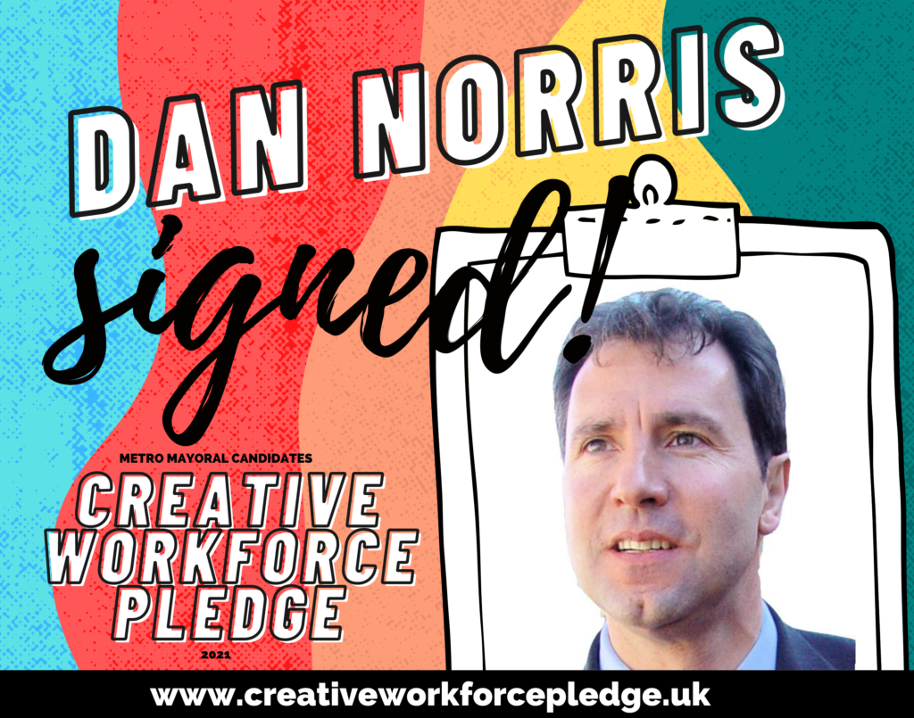 Dan Norris (West of England, Labour Party) signed
