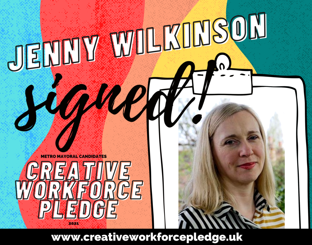 Jenny Wilkinson (West Midlands, Lib Dem) signed