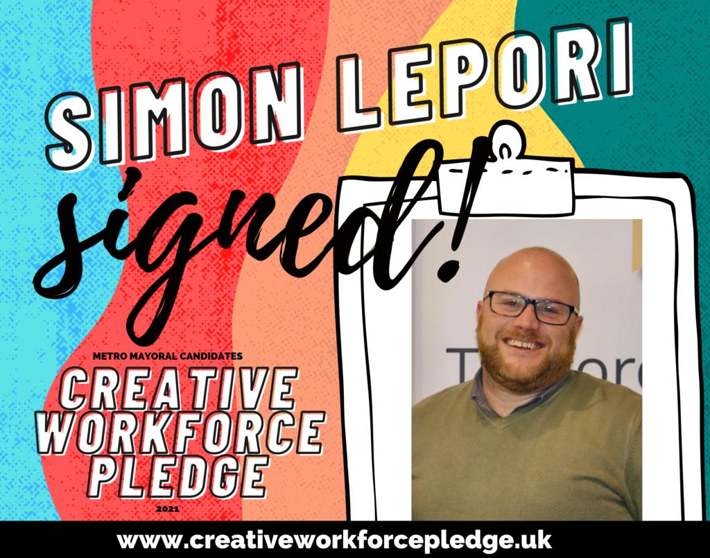 Simon Lepori (Greater Manchester, Lib Dem) signed