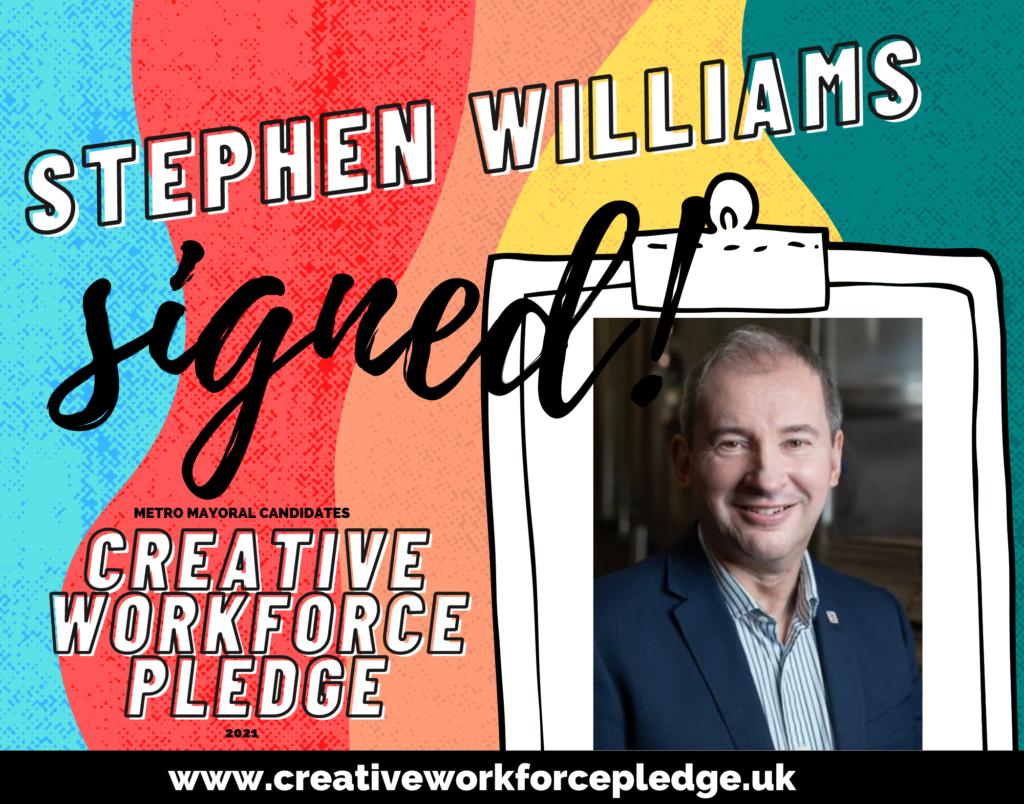 Stephen Williams (West of England, Lib Dem) signed