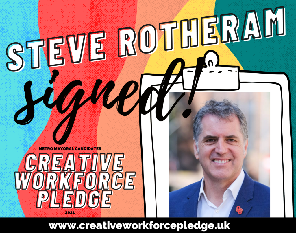 Steve Rotheram (LCR Labour Party) signed