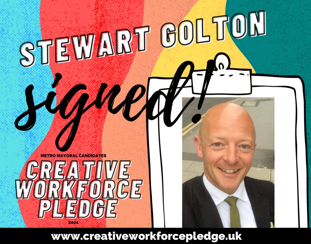 Stewart Golton (West Yorkshire, Lib Dem) signed
